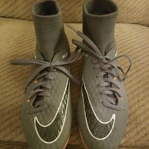 Youth Nike Hypervenom Soccer Cleats